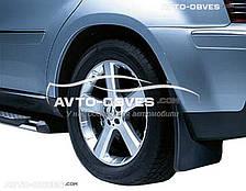Брызговики оригинальные для Mercedes-Benz GL 164 2006-2011  задние, кт. 2 шт