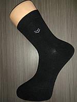 Носки мужские черные. Димисезонные 27-29 (41-44обувь)