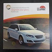 Каталог автомобильных пленок Llumar