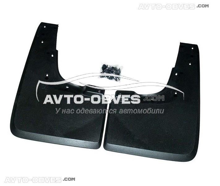 Брызговики оригинальные для Volkswagen Amarok c расшир арок, передние 2шт