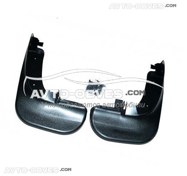 Бризковики оригінальні для Volkswagen Touran 03-10, передні 2шт