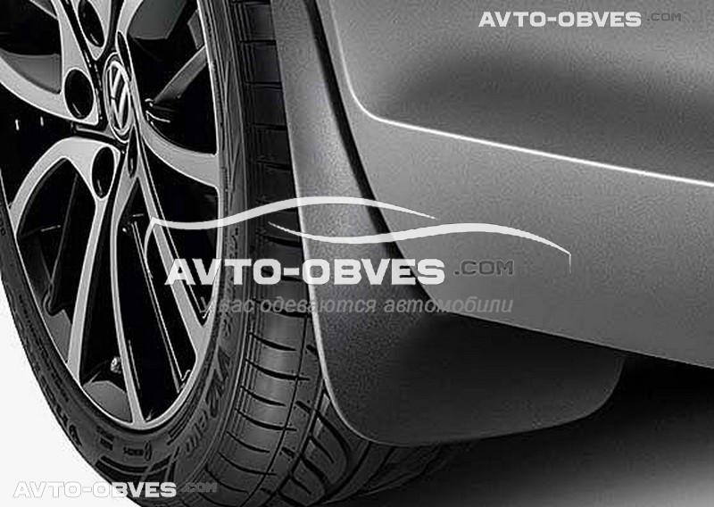 Брызговики оригинальные для Volkswagen Golf 7 Variant 2012-... задние, кт. 2 шт
