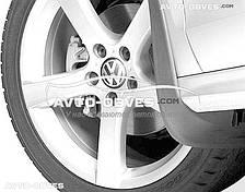 Брызговики оригинальные для Volkswagen Jetta 2011-2016 / 2015-2018 передние, кт 2шт