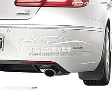 Брызговики оригинальные для Volkswagen Passat CC 2012-..., задние 2шт