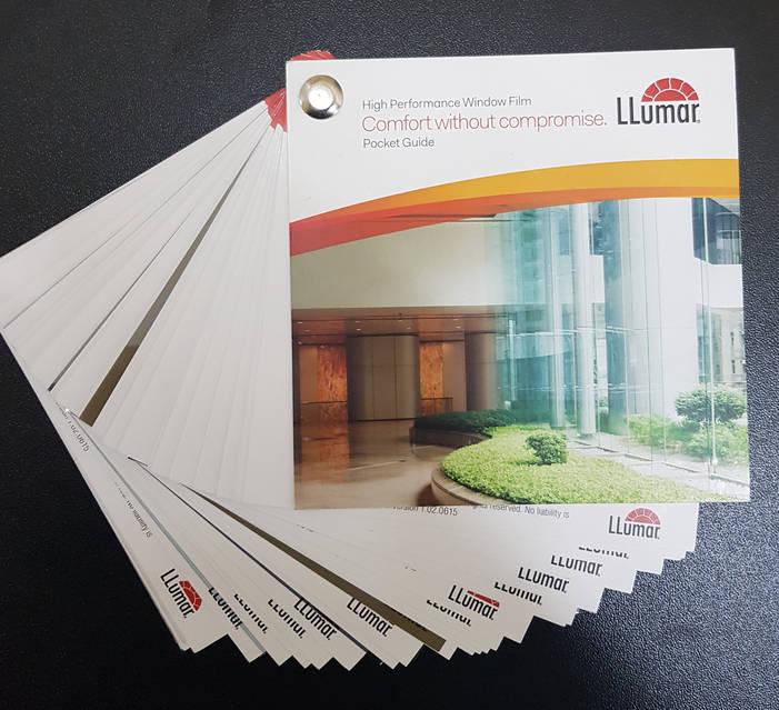 Каталог архитектурных тонировочных пленок LLumar , фото 2
