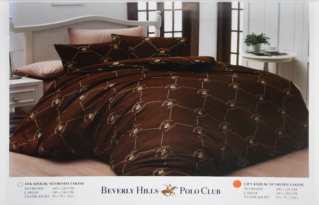 Комплект постельного белья Beverly Hills Polo Club 1104