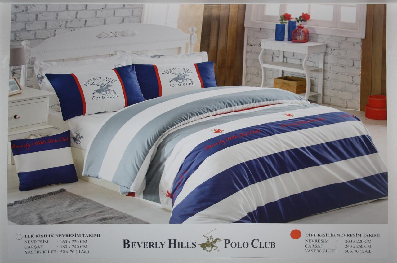 Комплект постельного белья Beverly Hills Polo Club 1106