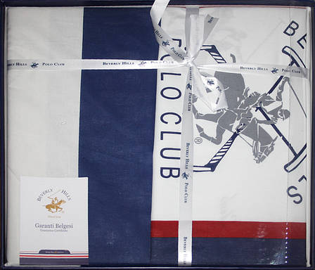 Комплект постельного белья Beverly Hills Polo Club 1106, фото 2