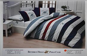 Комплект постельного белья Beverly Hills Polo Club 1107, фото 2