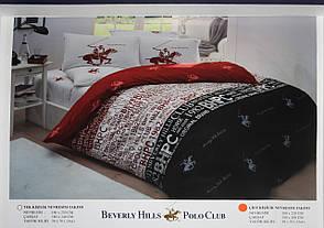 Комплект постельного белья Beverly Hills Polo Club 1108, фото 2
