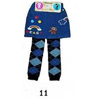 Детские леггинсы с юбкой №11