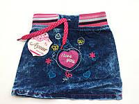 Юбка джинсовая 1-5 лет, фото 1