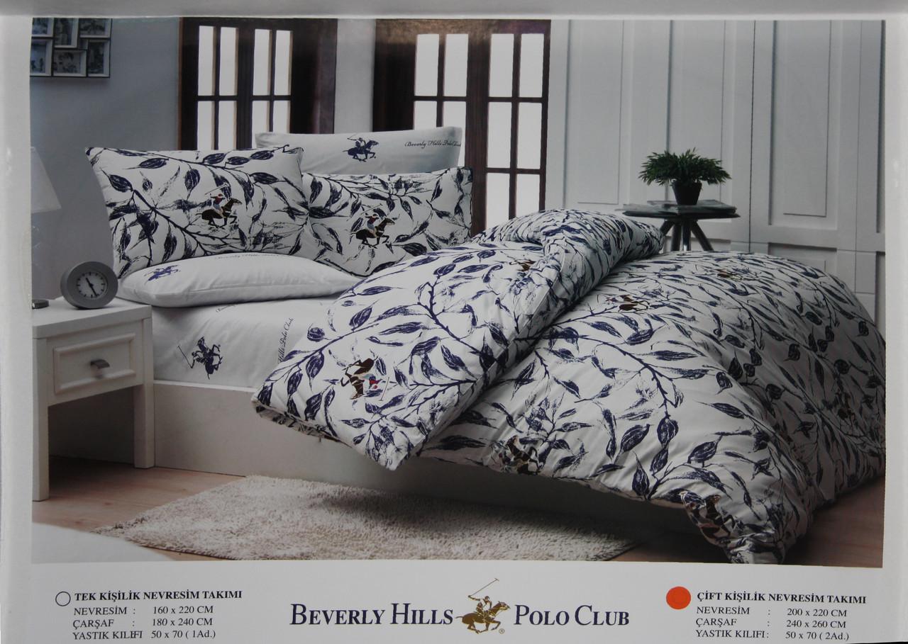 Комплект постельного белья Beverly Hills Polo Club 1111