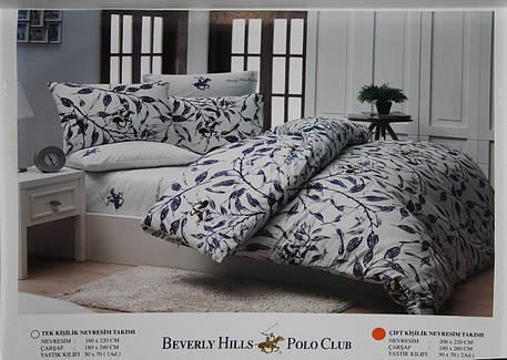 Комплект постельного белья Beverly Hills Polo Club 1111, фото 2