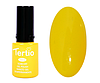 Гель лак Tertio 020, желтый плотный, 10мл