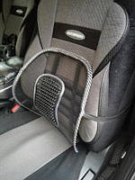 Ортопедическая подушка в авто под поясницу
