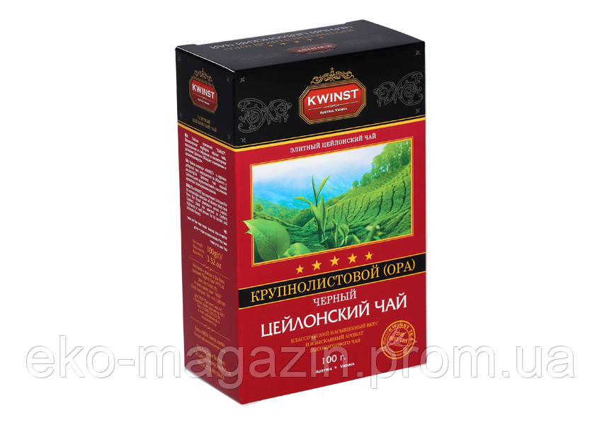 Чай Kwinst Opa 100гр