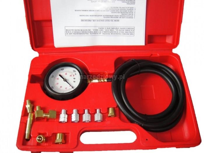 Тестер давления масла HESHITOOLS HS-A1014 (Китай)