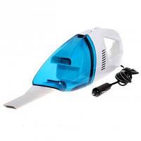 Удобный ручной пылесос для авто Vacuum Cleaner(+набор насадок)