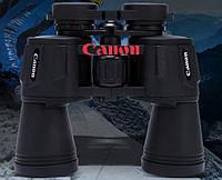 Популярный бинокль с светосильной оптикой Canon 20x50