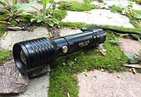 Надежный и эффективный ультрафиолетовый фонарик-детектор валют  Police 8520-UV 365 nm, ultra strong