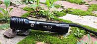 Фонарик ультрафиолетовый UV для поиска и проверки янтаря  Police 8520-UV 365 nm, ultra strong