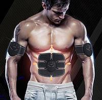 Практичный тренажер для мышц живота Gym Patch