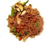 Вермишель из коричневого риса