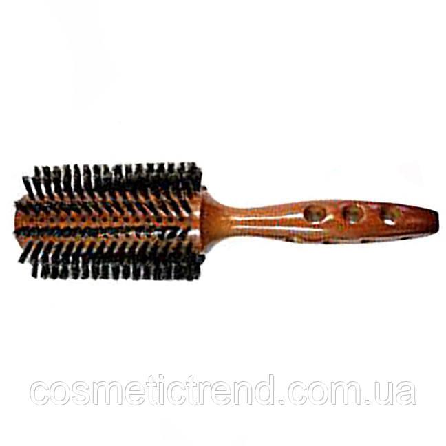 Брашинг 5076 деревянный с натуральной щетиной