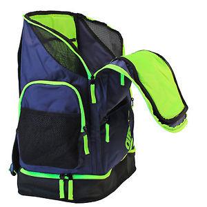 Вместительный спортивный рюкзак