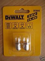 Лампа DeWALT DE9043 (США/Китай)