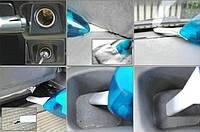Эффективный  портативный автомобильный пылесос Vacuum Cleaner