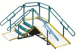 Площадка підйомна з вертикальним переміщенням для інвалідів типу ППН- Т.  Норма-трейд