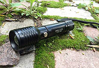 Профессиональный ультрафиолетовый фонарик для купюр  Police 8520-UV 365 nm, ultra strong