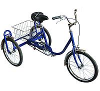 Триколісні велосипеди базові , Модель ВСД-31 «Генерал»  Норма-трейд