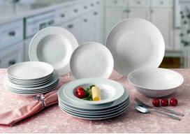 Тарелки, миски, салатники