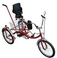 Триколісні велосипеди базові Модель ВСД-11 «Капітан»,   Норма-трейд