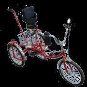 """Велосипед для детей с ДЦП """"Майор""""  Норма-трейд"""