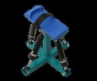 """Тренажер для гомілковостопного суглобу  2-х площинний гідравлічний Тр-Г1 """"Акселератор — 1""""   Норма-трейд"""