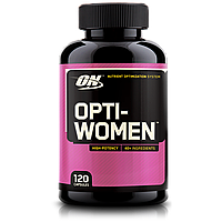Женские витамины Optimum Nutrition Opti-Women 120 caps, Оптимум Опти-Вумен 120 капсул