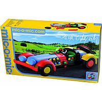 Пластмассовый конструктор Спортивный  автомобиль (Sports Car) Mic-O-Mic (089.016)