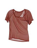 Шелковая футболка Jucca