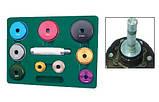 Комплект для установки подшипников и сальников, 9предметов AN010008 Jonnesway, фото 2