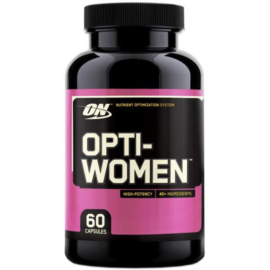 Женские витамины Optimum Nutrition Opti-Women 60 caps