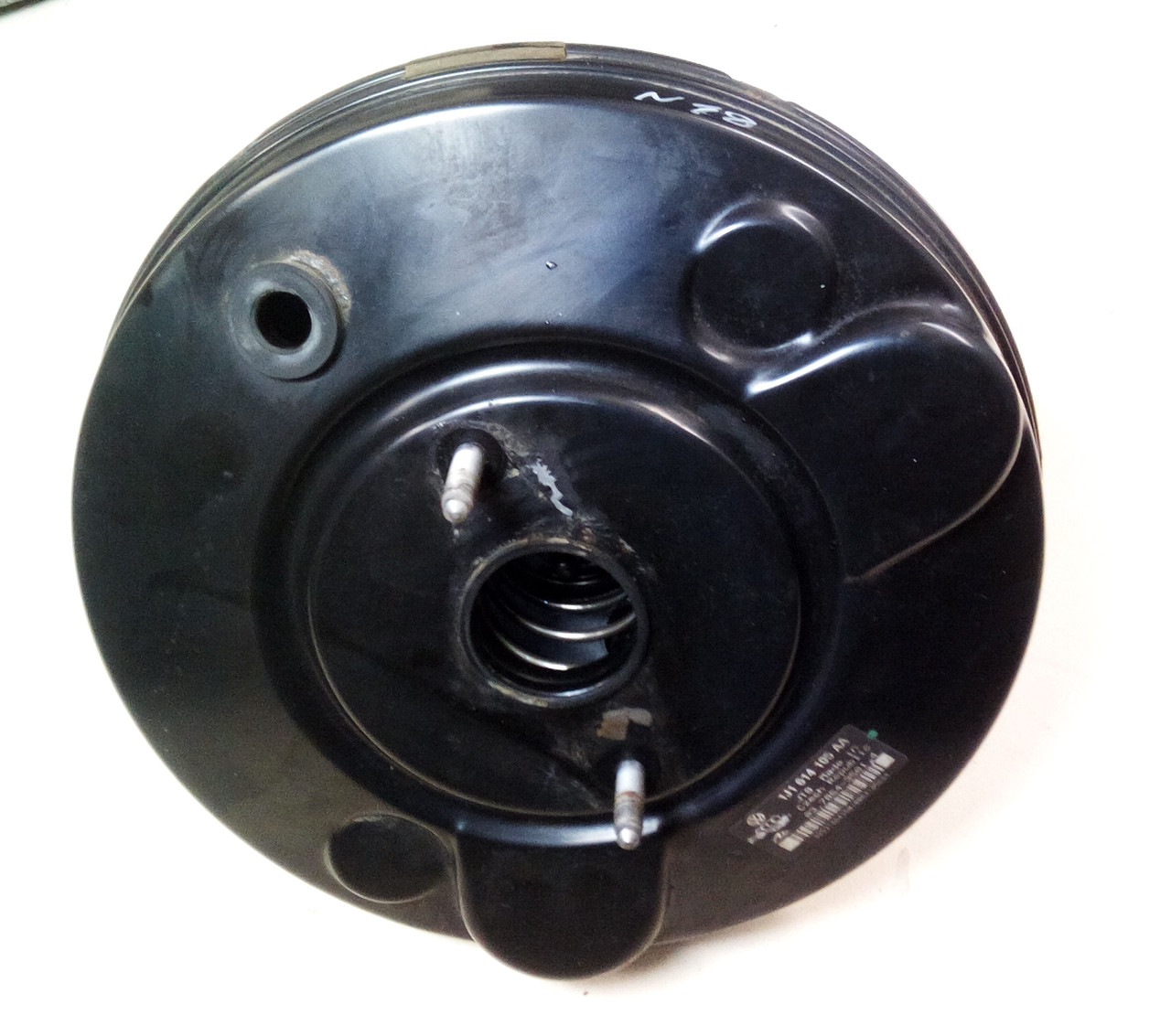 Усилитель тормозного привода, вакуум тормозной   1J1 614 105 AA