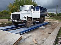 Весы автомобильные 7 метров 40 тонн