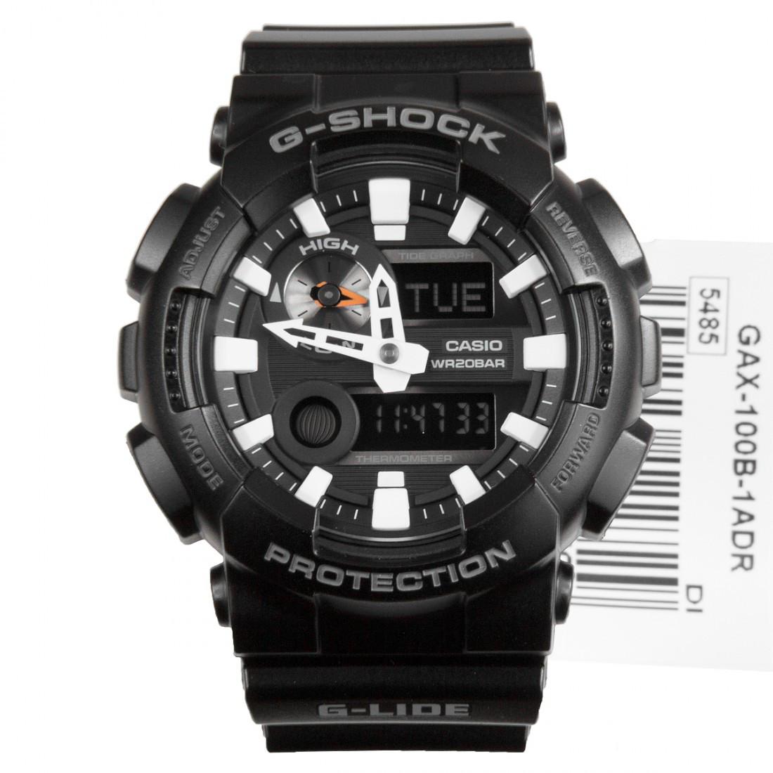 Часы Casio G-Shock GAX100B-1A В.