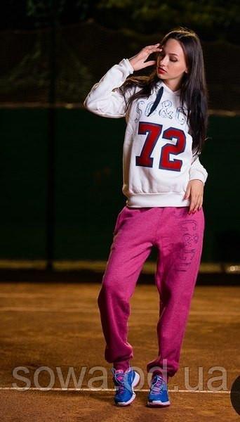 Модный Спортивный костюм женский фото