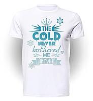 Футболка GeekLand Холодное Сердце Frozen Cold FR.01.003