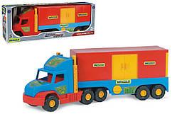 Super Truck фургон